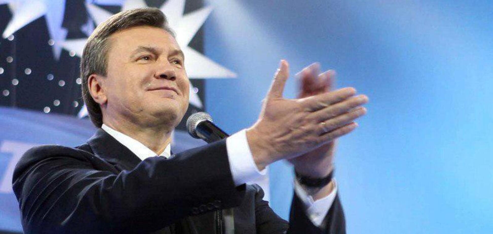 Арешт рахунків Януковича: суд ухвалив остаточне рішення