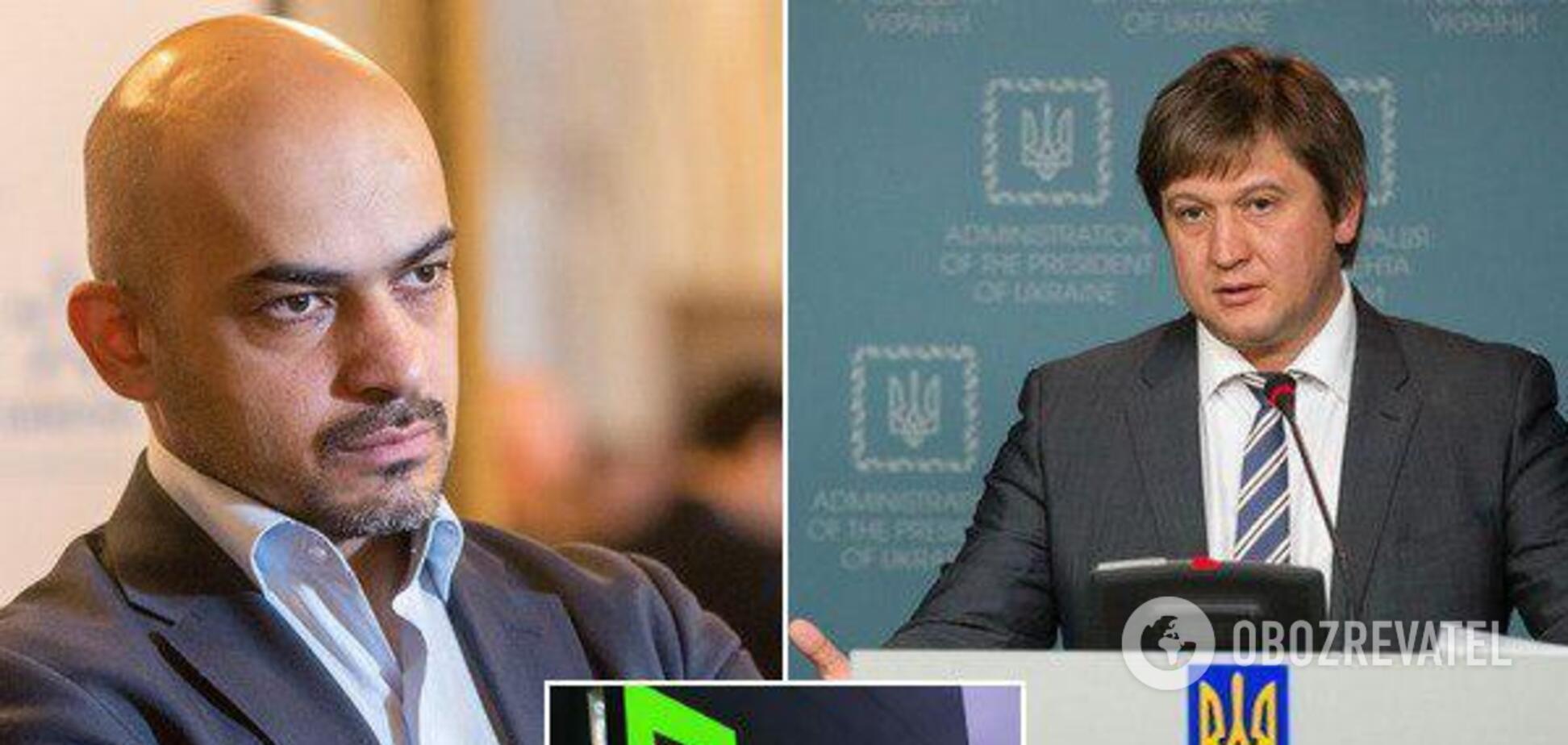 Найем обратился к команде Зеленского из-за отмены национализации ПриватБанка