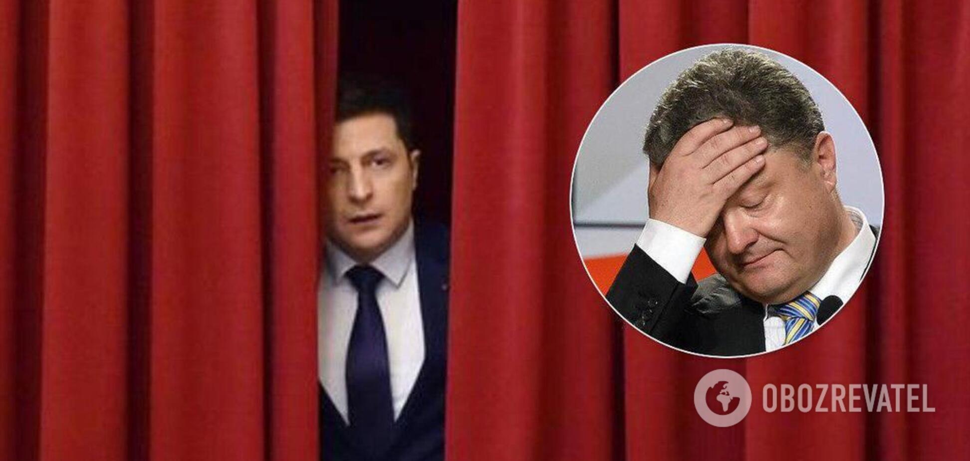 Зеленський не піде на дебати на 'Суспільне'