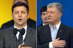 Дебаты Зеленского и Порошенко: самые яркие цитаты кандидатов