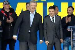 'Останутся в истории': дебаты Порошенко и Зеленского вызвали ажиотаж в сети