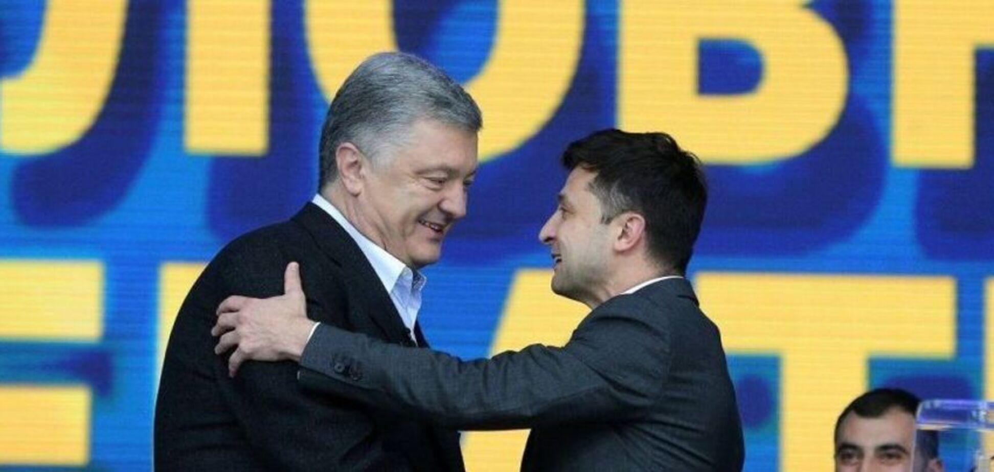 Дебати Зеленського і Порошенка: українці сказали, хто виграв