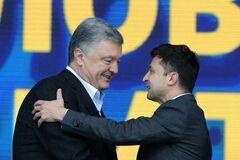 Дебаты Зеленского и Порошенко: украинцы сказали, кто выиграл