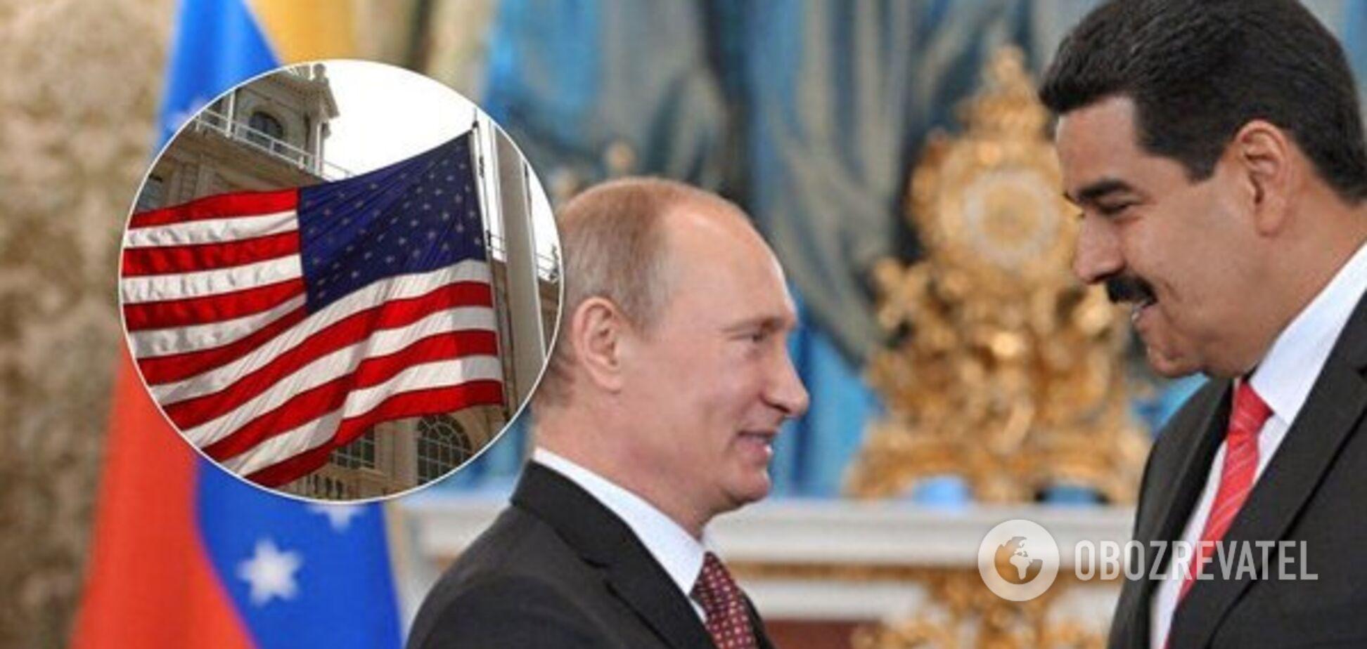 Россия помогла другу Путина обойти санкции США
