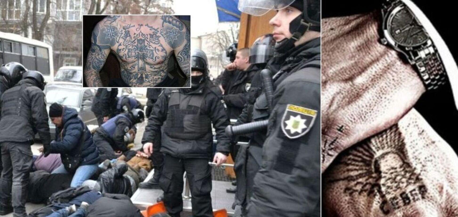 Под контролем ФСБ: 'авторитеты' безнаказанно 'кошмарят' Украину