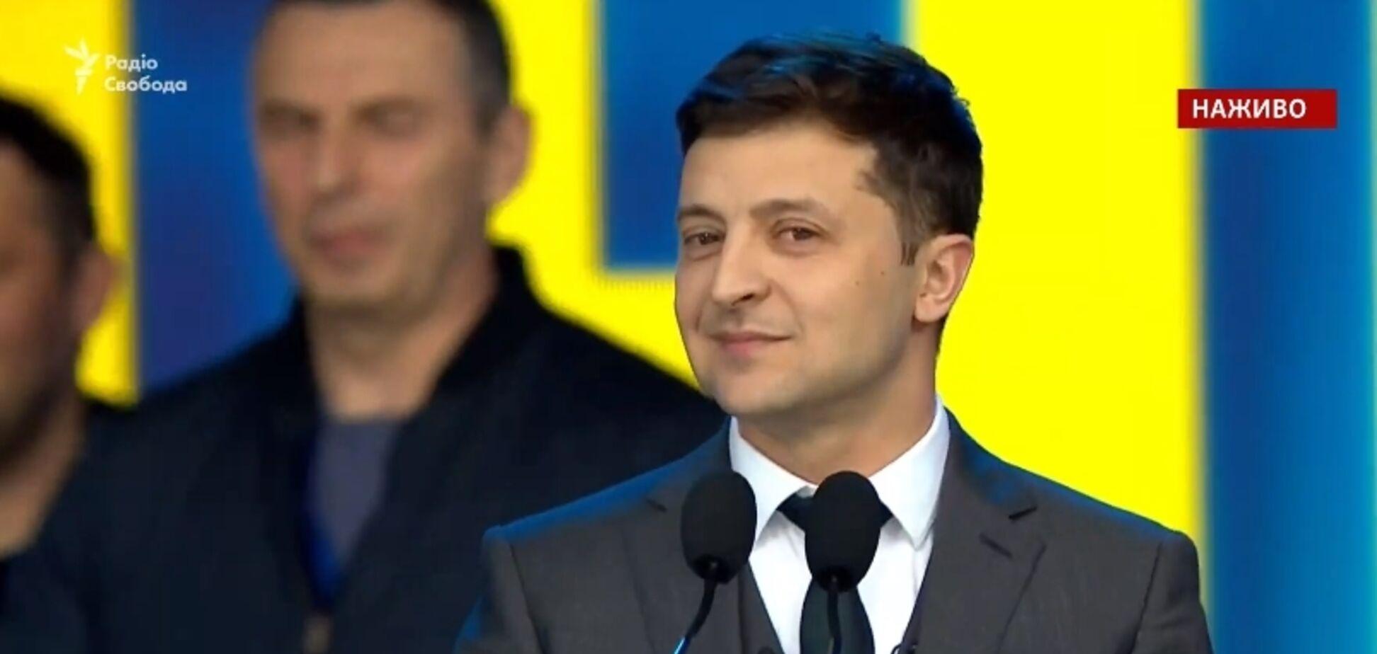 Зеленський вилаявся на дебатах: з'явилося відео