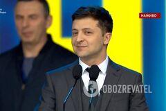 Зеленский заматерился на дебатах: появилось видео