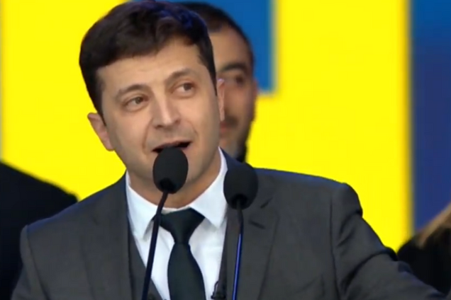 Зеленский на дебатах обрушился с критикой на Порошенко