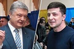 Зеленський VS Порошенко: як розділився український шоубіз