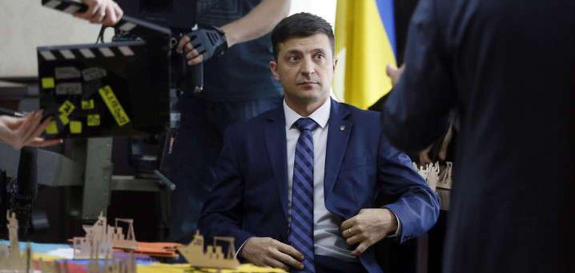Український 'телепрезидент' є небезпечно проросійським