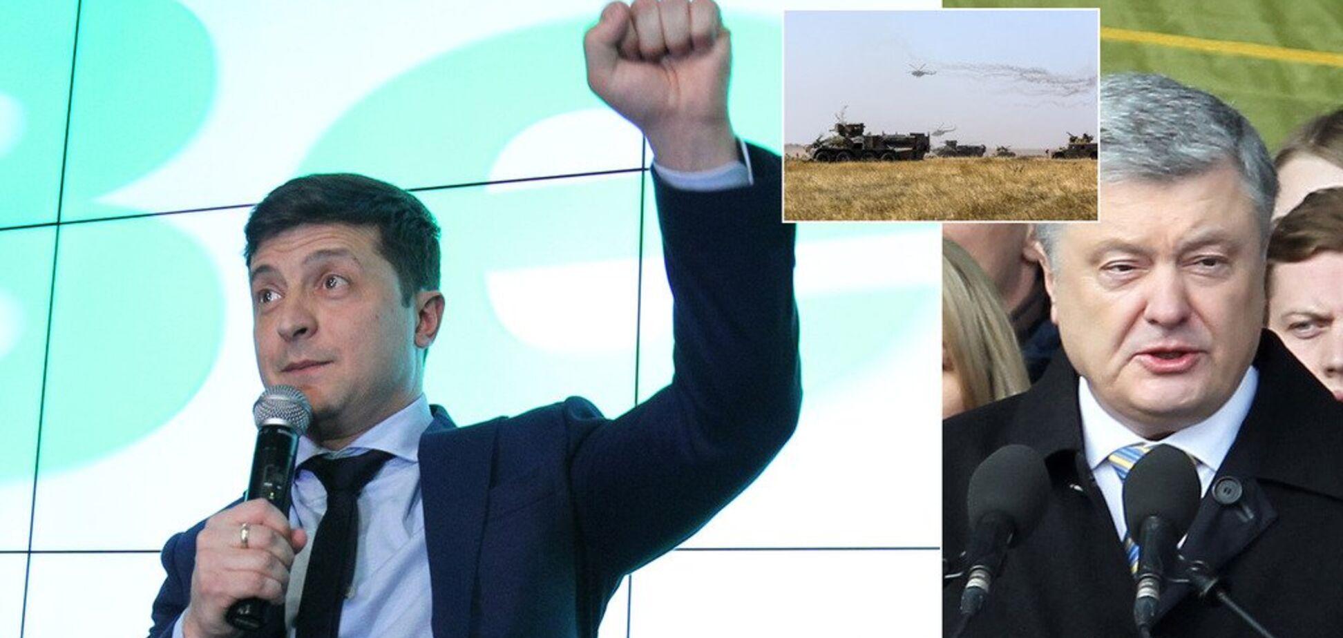 'Завоевать мир': как Зеленский и Порошенко будут возвращать Донбасс и Крым