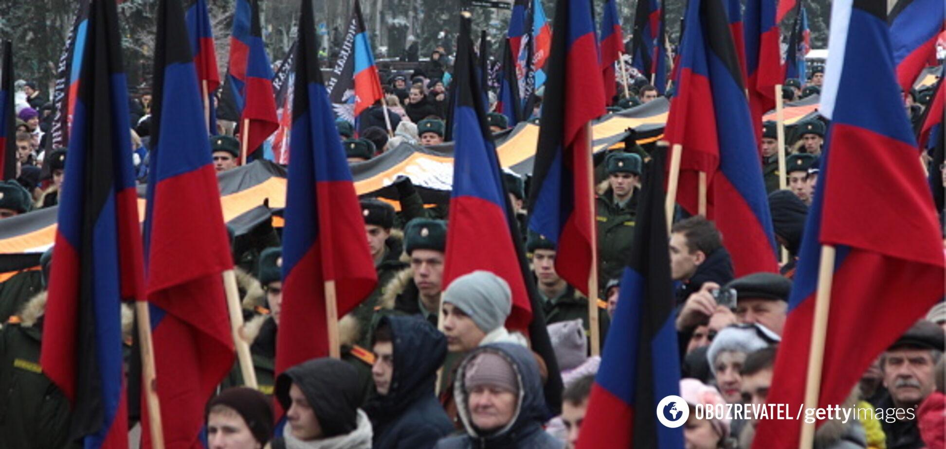 ''Хотят в Украину'': Тука заступился за жителей ''Л/ДНР''