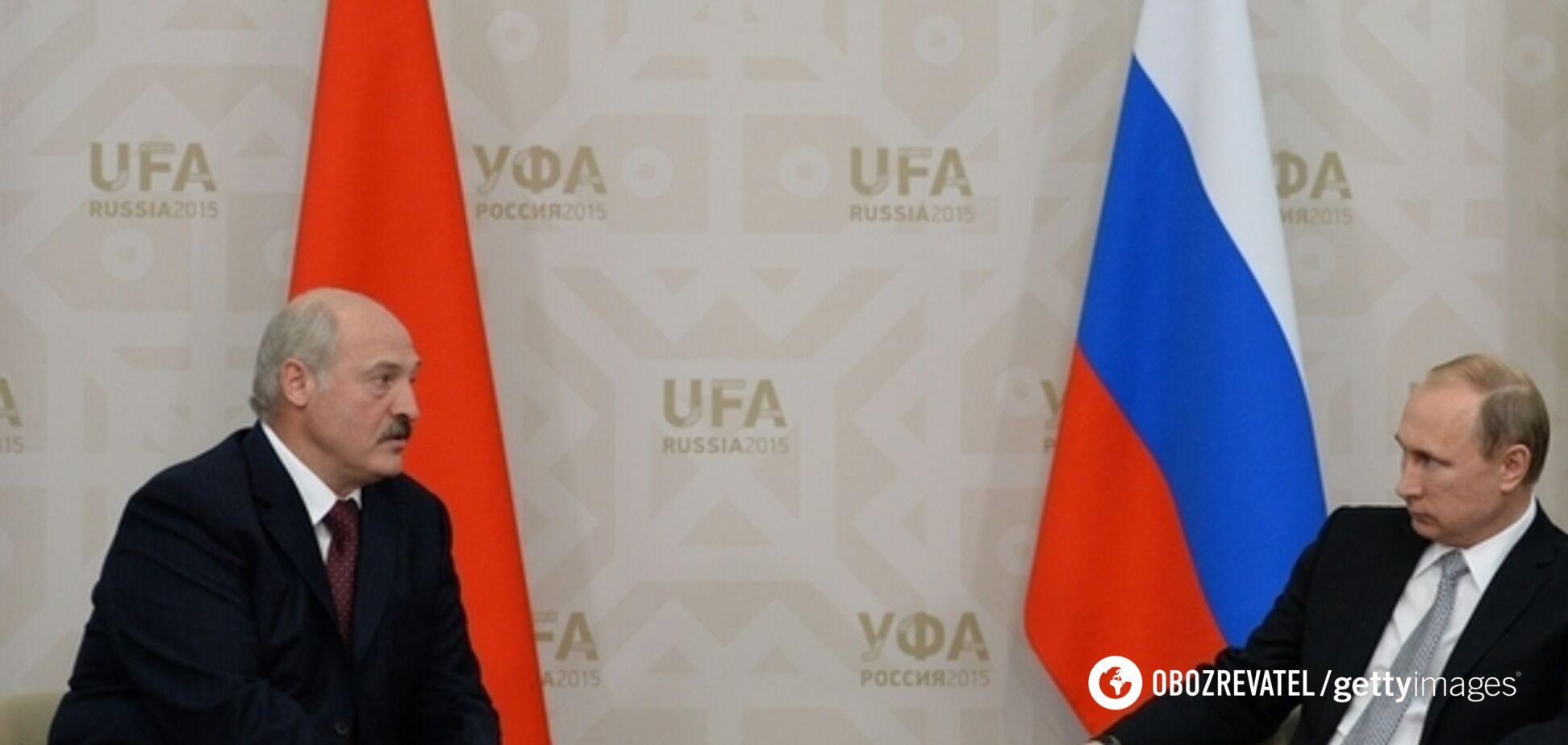 У Путина нанесли новый удар по Беларуси