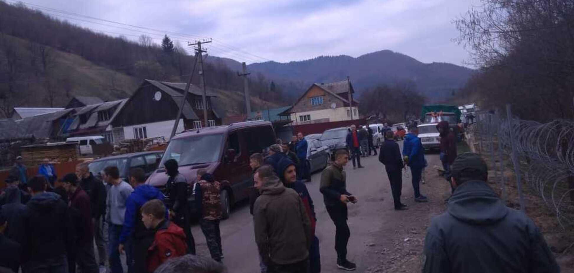Граница с Румынией