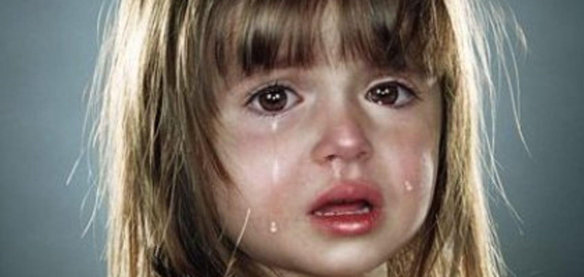 Мать не верила: в Киеве отчим насиловал малолетнюю дочку