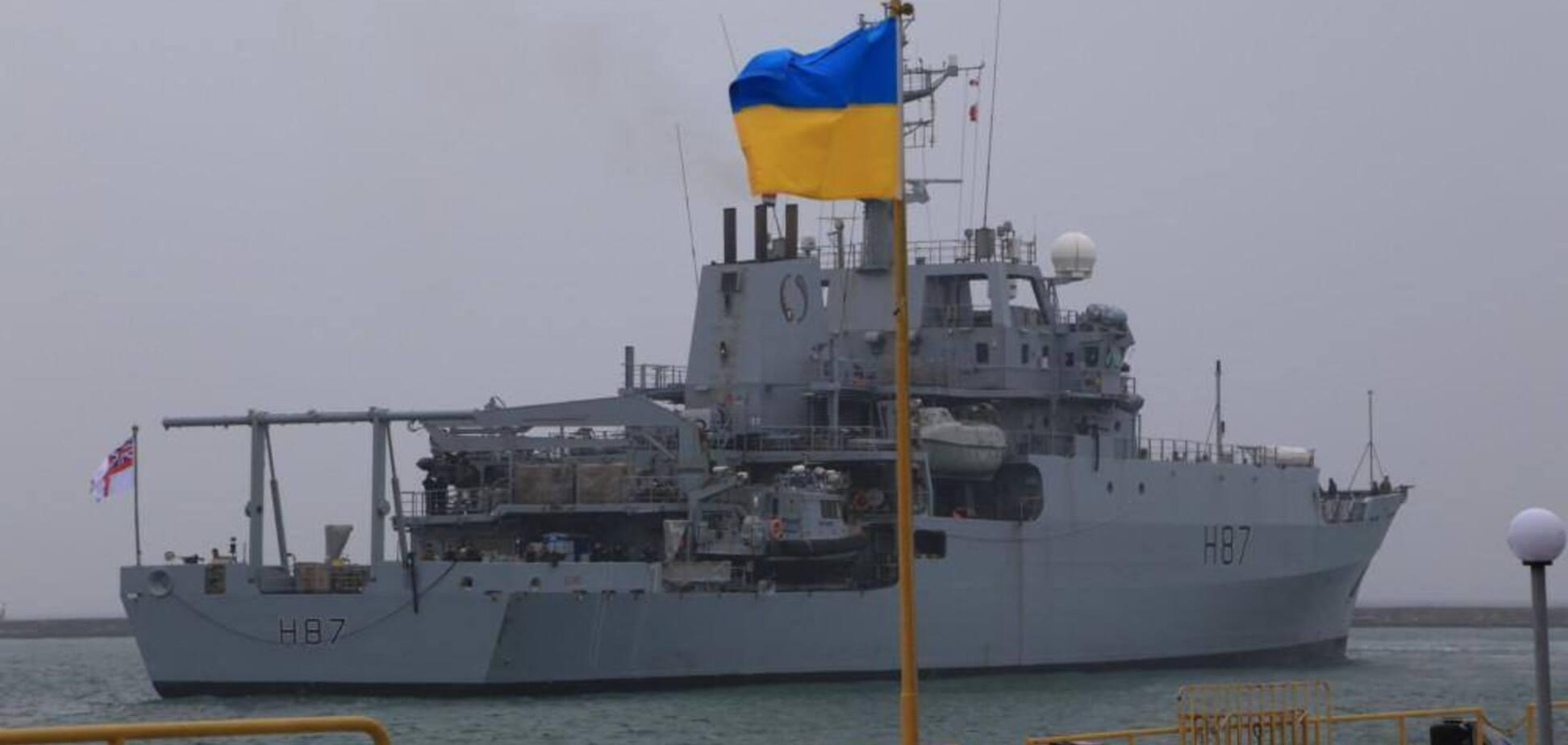 Еще один военный корабль НАТО направился в Черное море: что известно