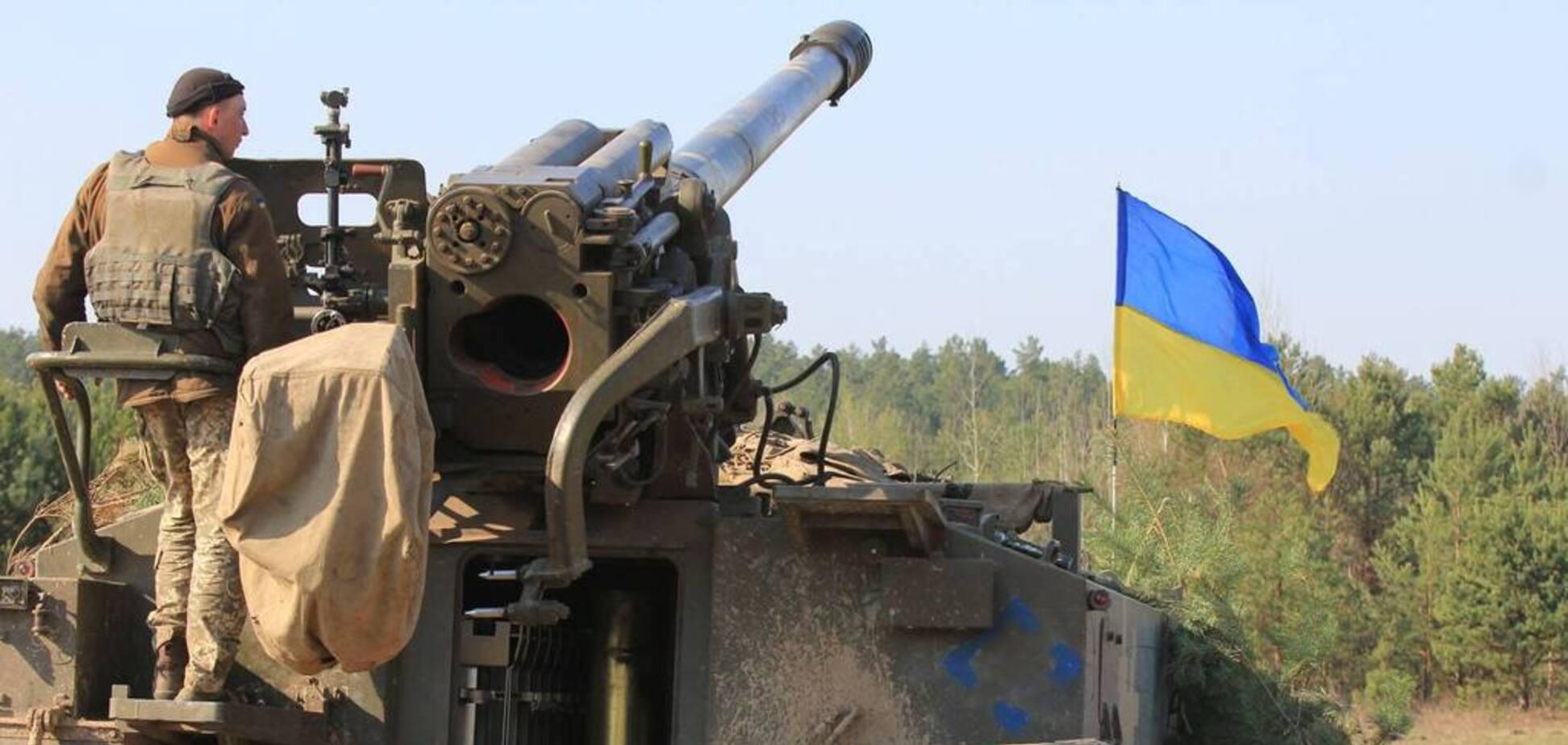 'Цель поражена!' Украинские 'боги войны' успешно 'отбили' атаку. Фоторепортаж