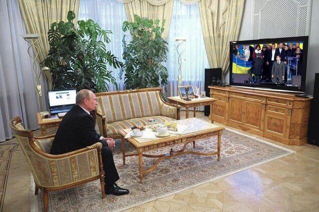 Путина на дебатах испепелил бы любой