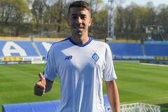 Новачок 'Динамо' забив неймовірний дебютний гол за київський клуб