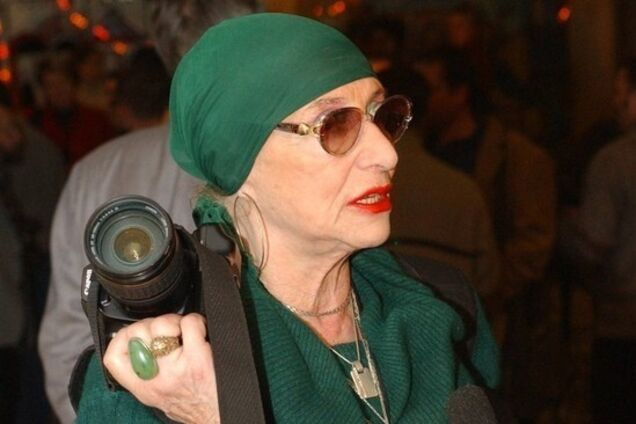 В России скончалась легендарная фотограф из Украины: что о ней известно