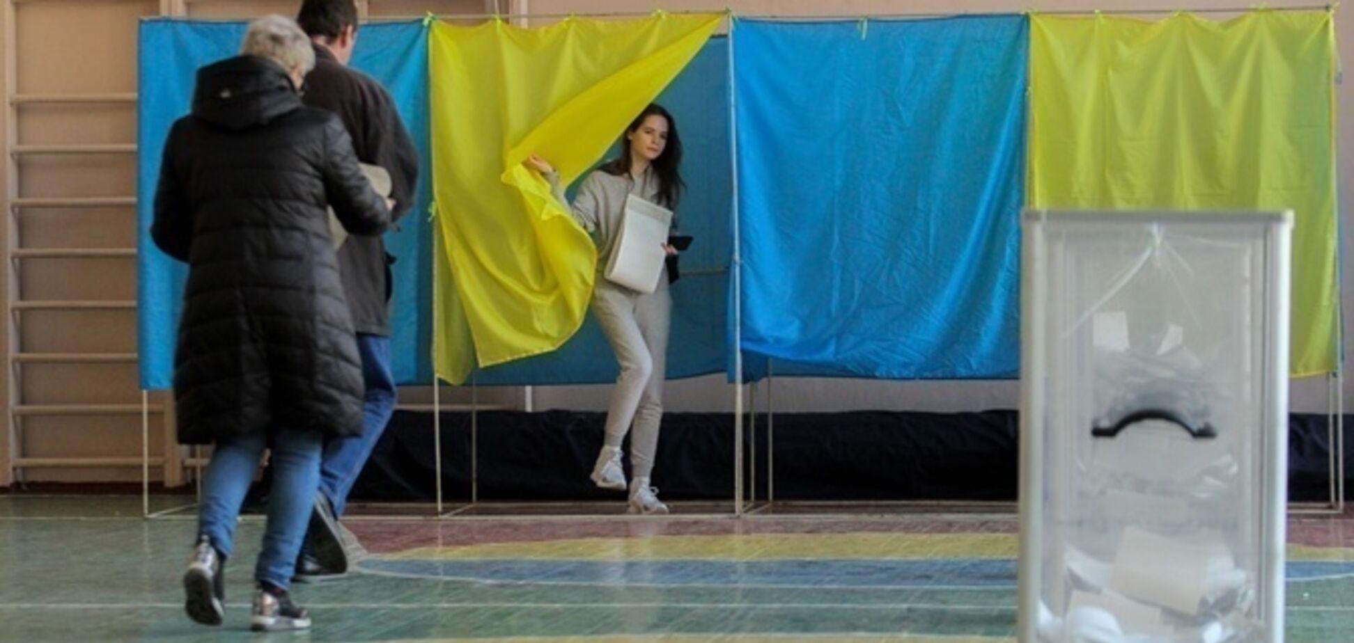 Названо найпопулярніші порушення на виборах президента України