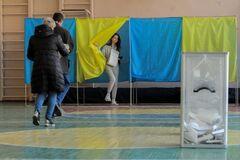Названы самые популярные нарушения на выборах президента Украины