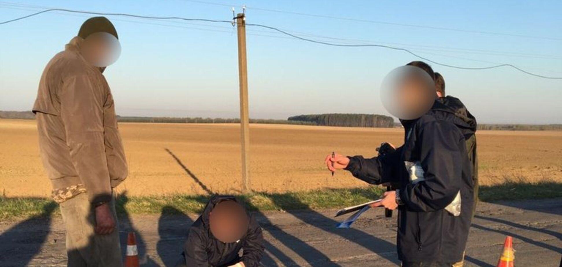 Задержан сбежавший с автоматом дезертир ВСУ: опубликовано фото