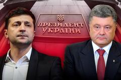 Выборы-2019: эксперт рассказал, сколько денег потратили Порошенко и Зеленский