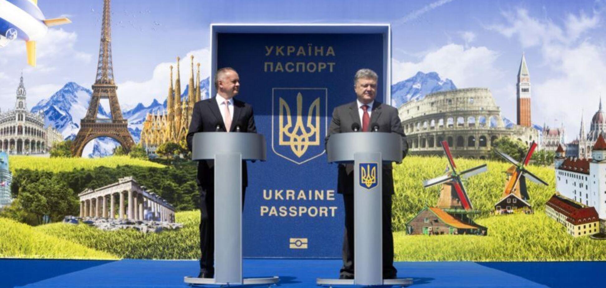 Порошенко заявив, що безвіз України опинився під загрозою: в чому справа
