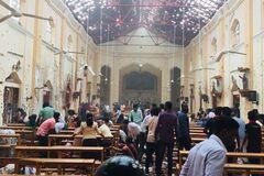 Масштабні атаки і вибухи на Шрі-Ланці: світ сумує за жертвами трагедії