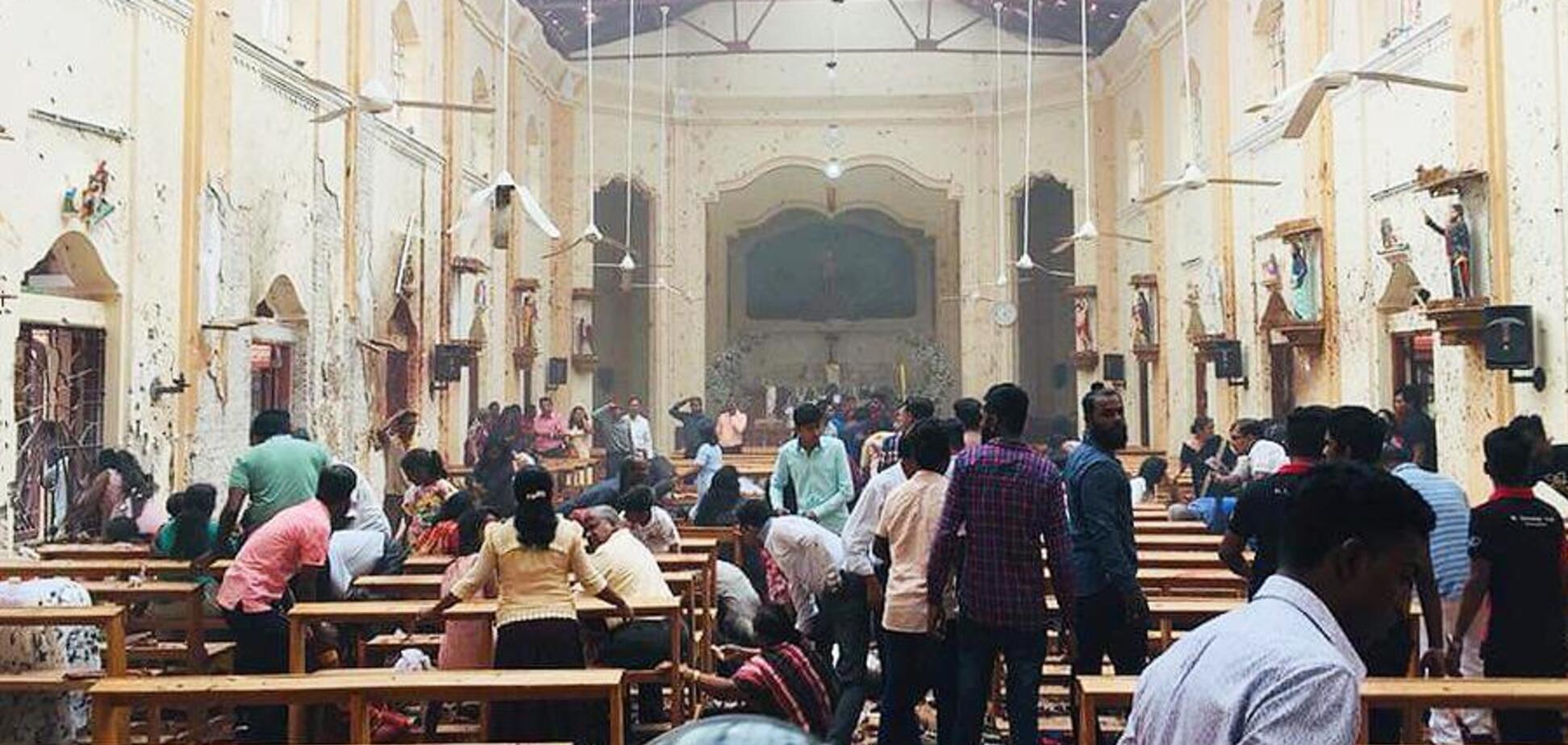 На Шри-Ланке из-за терактов погибли сотни людей: появились данные о подозреваемых