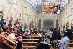 Кривавий Великдень на Шрі-Ланці: 310 загиблих, 480 поранених