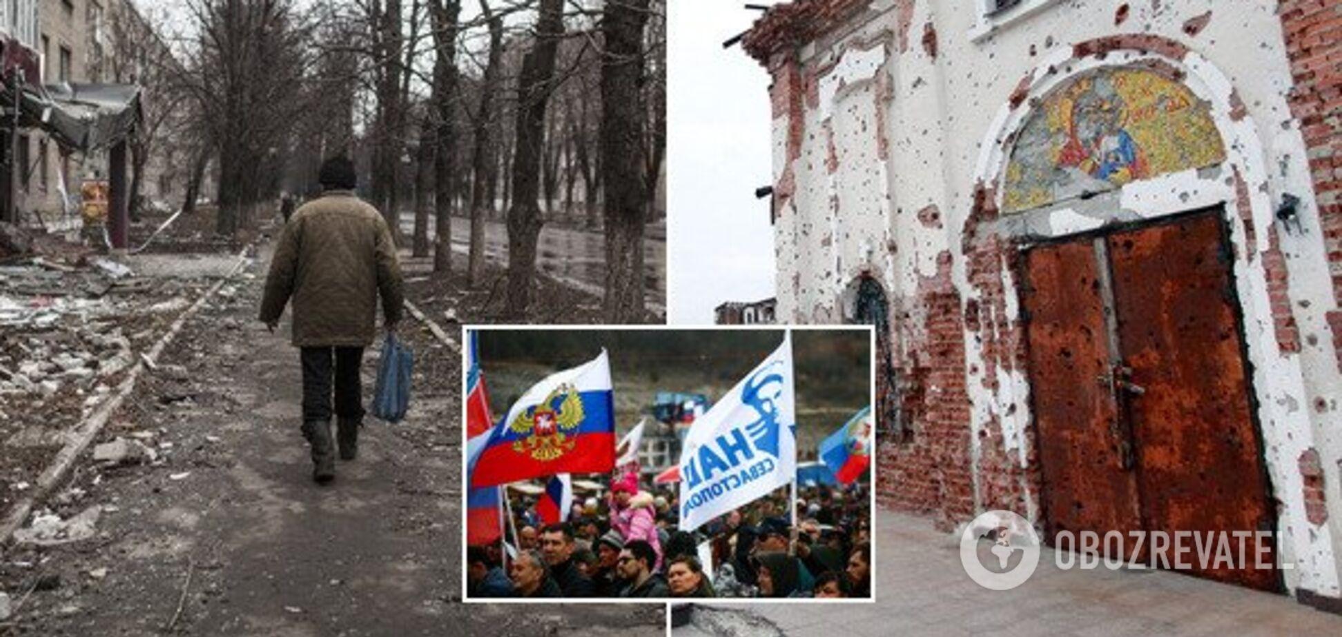 Украина ни в чем не ошиблась, она просто была слаба – российский журналист
