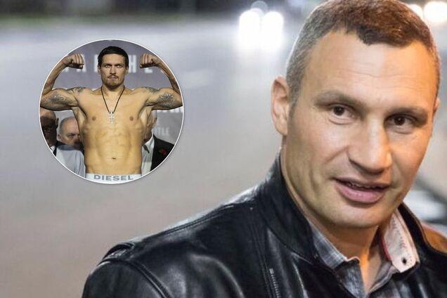 Усику пообещали супербой в Украине