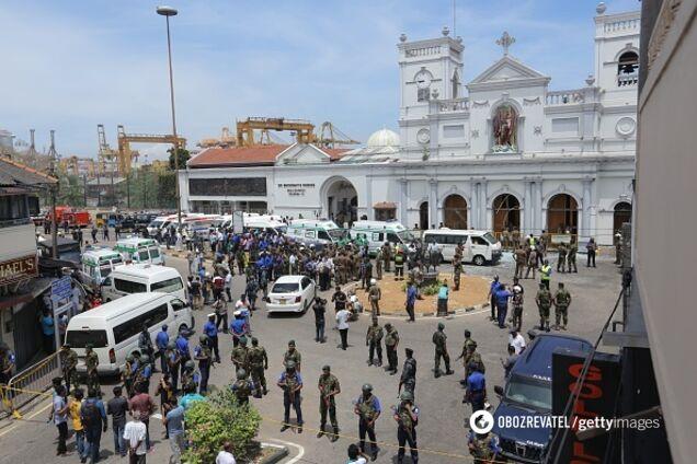 Взрывы в церквях и отелях Шри-Ланки: что привело к трагедии