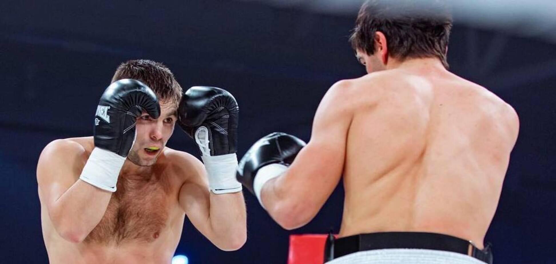 Непобедимый украинский боксер выиграл бой кошмарным нокаутом - видеофакт