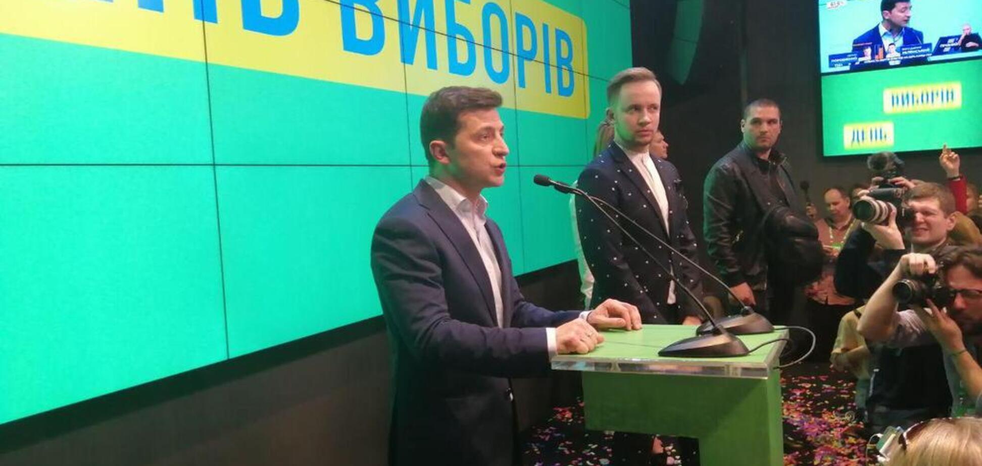 Зеленський анонсував закінчення війни на Донбасі