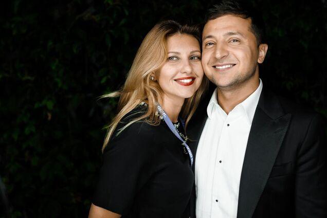 Олена і Володимир Зеленські