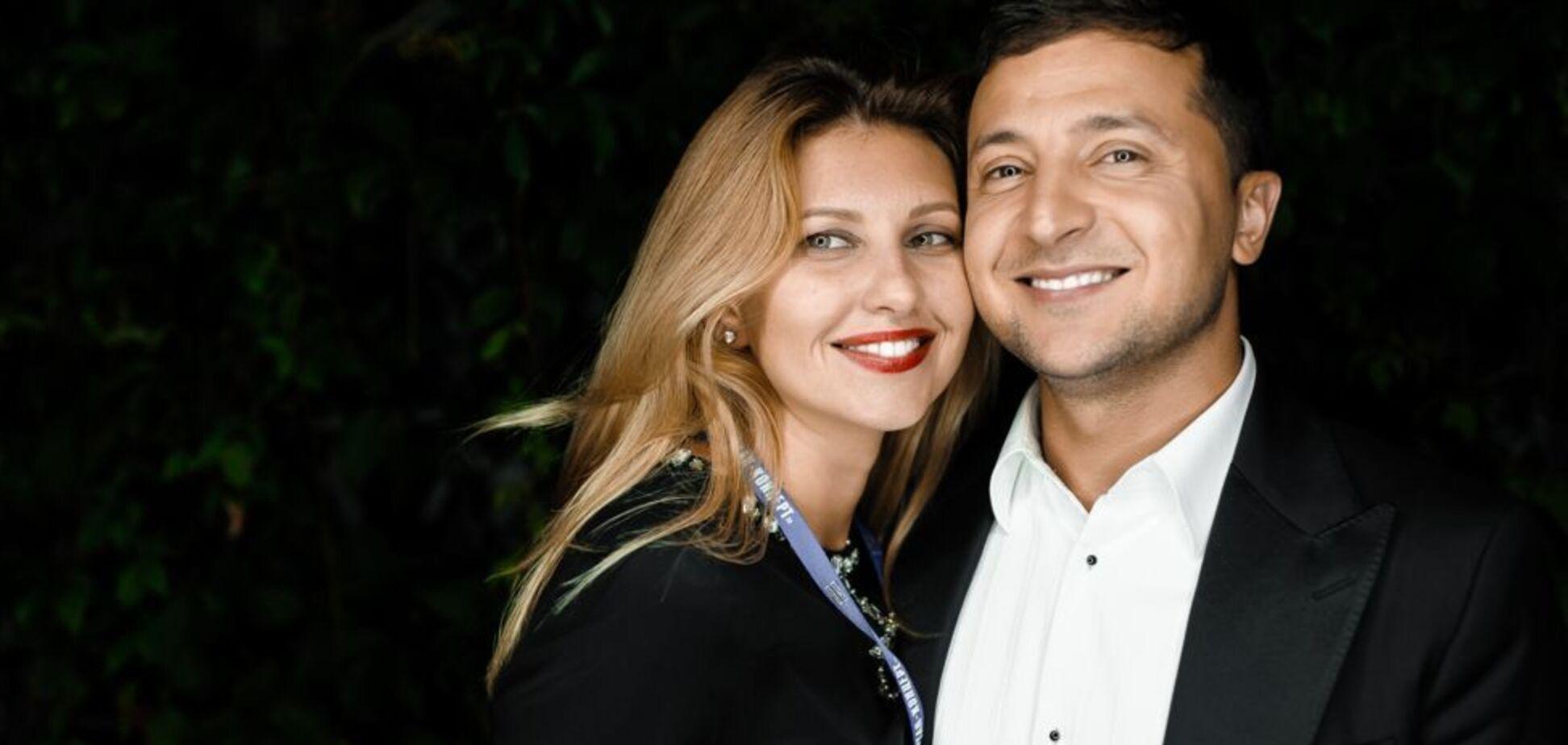 'Так склалося': дружина Зеленського розповіла про його проблеми з українською мовою
