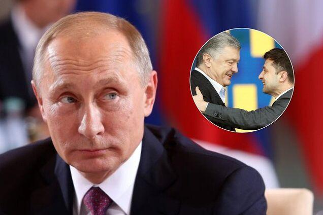 Путіна підловили на нахабній брехні про дебати Зеленського і Порошенка