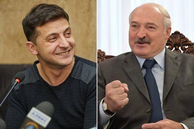 """""""Нічого сміятися!"""" Лукашенко несподівано похвалив Зеленського"""