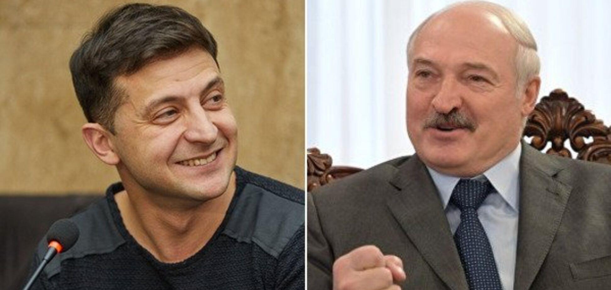 'Нічого сміятися!' Лукашенко несподівано похвалив Зеленського: відео