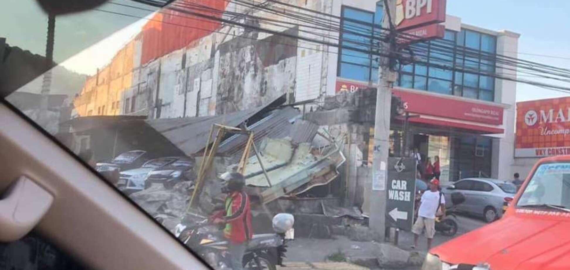 На Філіппінах стався потужний землетрус, 11 загиблих: лякаючі фото і відео