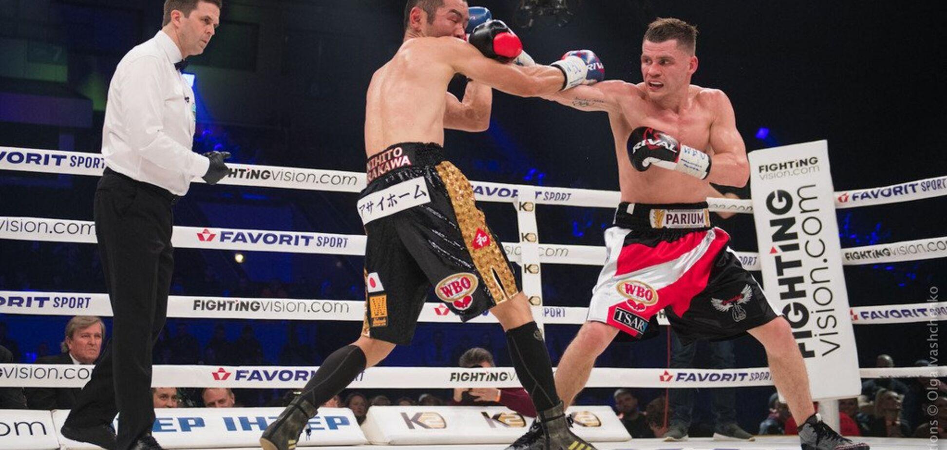 'Ми йдемо за тобою': український боксер кинув виклик Ломаченку