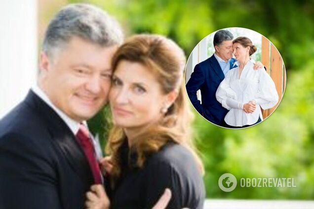 Петро і Марина Порошенки