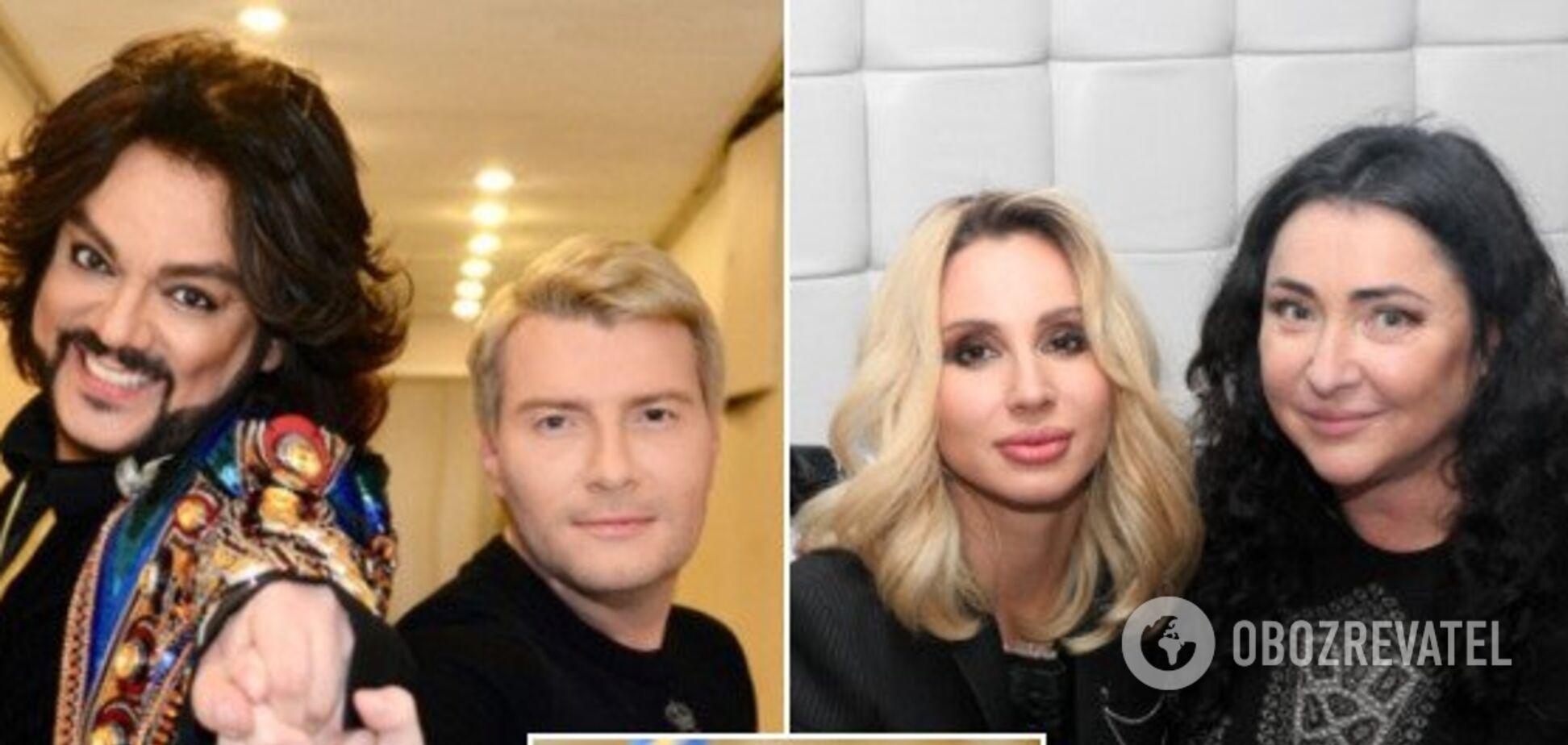 Заборонені зірки з Росії зібралися в Україну: чи впустять їх за Зеленського