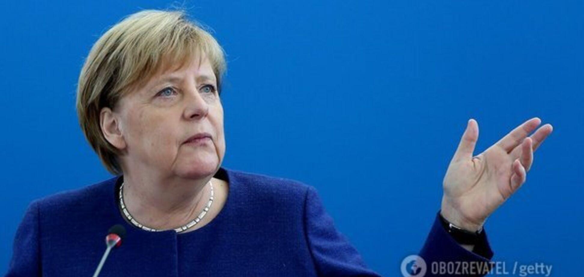 'Чекаю в Берліні!' Меркель привітала Зеленського