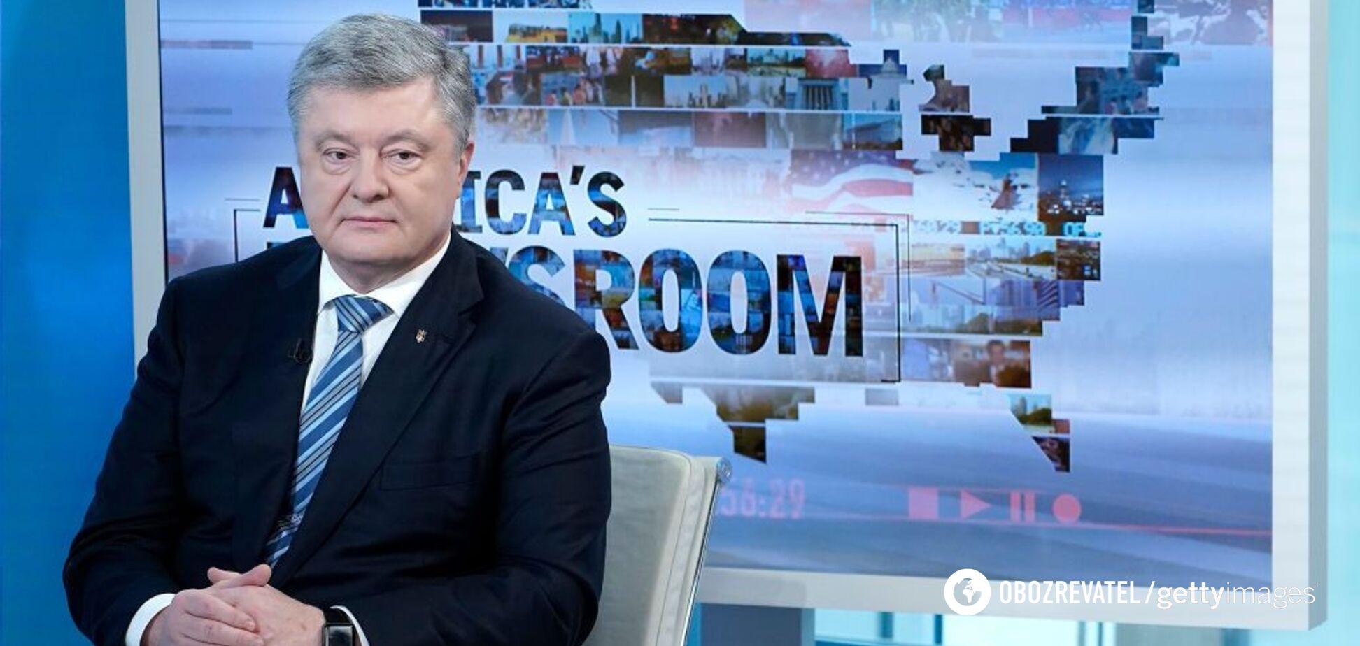 Порошенко вошел в историю Украины. Его имя будет в учебниках
