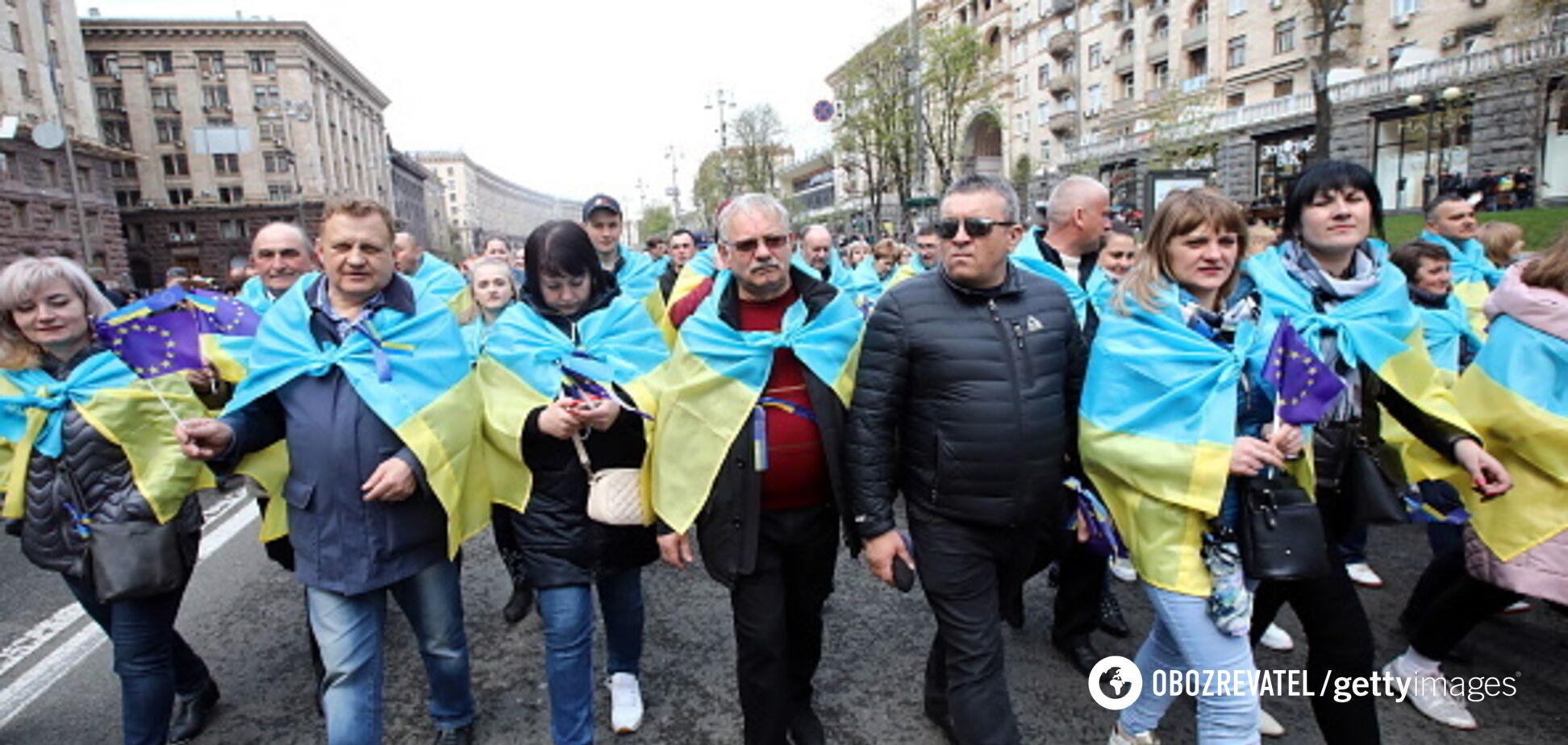 'Для нас это мечта!' В России восхитились разительным отличием украинцев