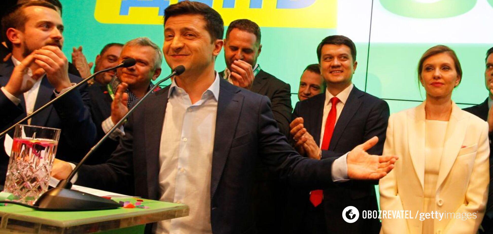 Украину разгромил не популярный артист и не уставшие граждане